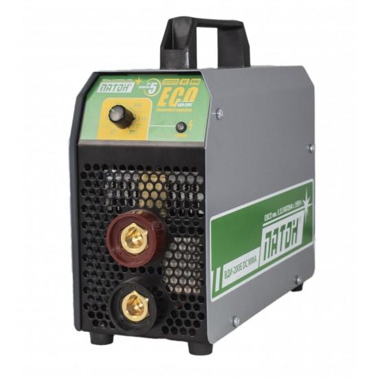 Aparat de sudura Paton VDI 200E MMA, 200A, 1.6-5mm, 220V