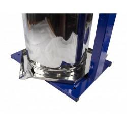 Teasc - presa mecanica inox 10 litri