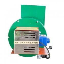 Razatoare electrica pentru radacinoase, legume si fructe, cu cuva din inox, 1.1 kw, 200 kg/h