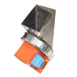 Razatoare electrica radacinoase, legume si fructe, integral din inox, 180 w, 200 kg/h