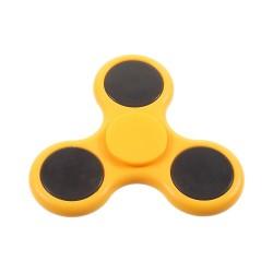 Jucarie antistres Fidget Spinner, galben
