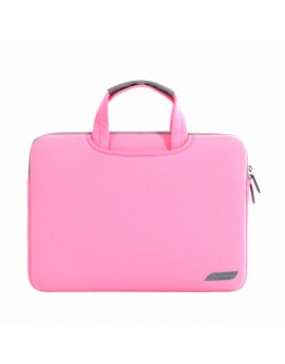 Husa protectie pentru MacBook 12 inch, roz
