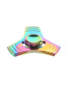 Jucarie antistres Fidget Spinner din metal