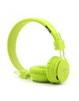 Casti handsfree 4in1 NIA X2 - verde deschis