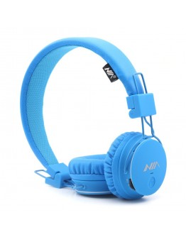 Casti handsfree 4in1 NIA X2 - albastru