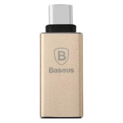 Adaptor USB Type-C 3.1 la USB 3.0, gold