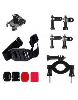 Kit 11 in 1 accesorii pentru camere sport