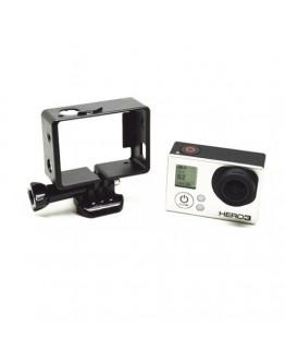 Suport de montare cu rama pentru camera sport GoPro HD Hero3