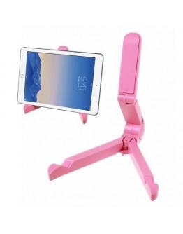 Suport de birou pentru tableta - roz