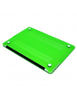 Carcasa protectie din plastic pentru MacBook Air 13, verde