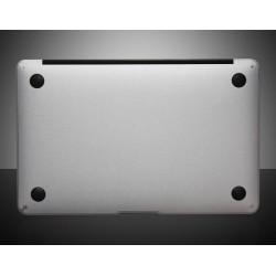 """Folie protectie aspect aluminiu pentru MacBook Pro Retina 15.4"""""""