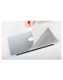 """Folie protectie aspect aluminiu pentru MacBook Pro 13.3"""" (Non-Retina)"""