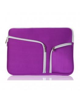 Husa protectie pentru MacBook 11.6/12 inch,  mov