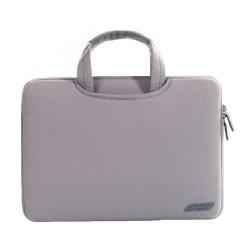 Husa protectie pentru MacBook 12 inch, gri