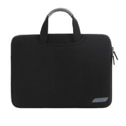Husa protectie pentru MacBook 12 inch, neagra