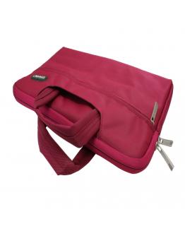 "Geanta protectie pentru MacBook 13.3"", roz"