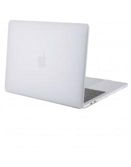 """Carcasa protectie slim din plastic pentru MacBook Pro  13.3"""" 2016 / Touch Bar, transparenta"""