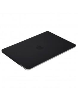 """Carcasa protectie slim din plastic pentru MacBook Pro  13.3"""" 2016 / Touch Bar, neagra"""