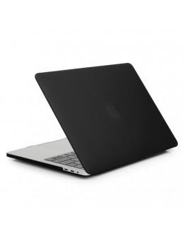 "Pachet carcasa de protectie si folie tastatura pentru Macbook Pro 13,3"" 2016 Touch Bar, negru"