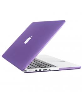 "Carcasa protectie slim din plastic pentru MacBook Pro 13.3"" (Non-Retina), mov"