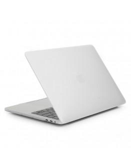 "Pachet carcasa de protectie si folie tastatura pentru Macbook Pro 15.4"" Touch Bar, transparenta"