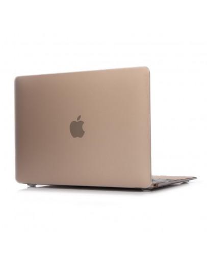 "Carcasa protectie slim din plastic pentru MacBook Retina 12"", transparenta"