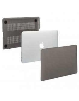 """Carcasa protectie slim din plastic pentru MacBook Pro Retina 13.3"""", gri"""