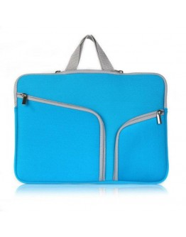 """Husa protectie pentru MacBook 15.4"""", albastra"""