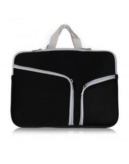 """Husa protectie pentru MacBook 13.3"""", neagra"""
