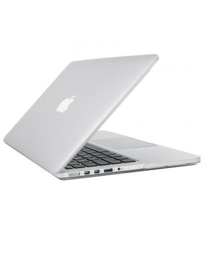 """Carcasa protectie slim din plastic pentru MacBook Pro Retina 15.4"""",transparenta"""