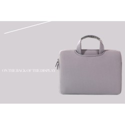 Husa protectie pentru MacBook 13.3 inch, gri