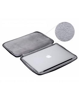 """Geanta protectie pentru MacBook 13.3"""", neagra"""