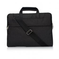 """Geanta protectie pentru MacBook 11.6/12"""", neagra"""