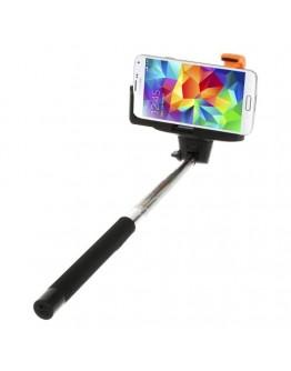 Selfie Stick extensibil cu bluetooth - negru