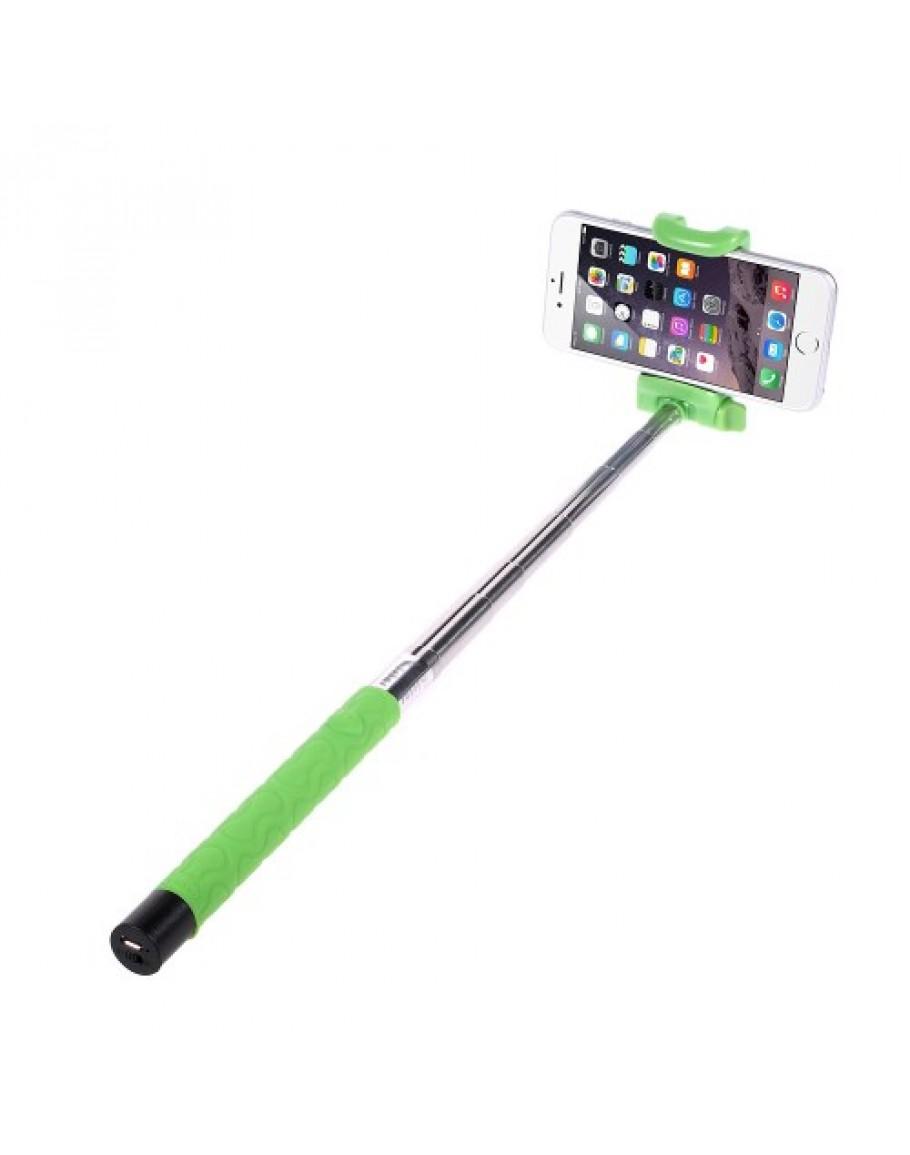 selfie stick cu bluetooth compatibil cu telefoane iphone samsung lg htc etc. Black Bedroom Furniture Sets. Home Design Ideas