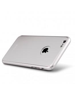 Husa protectie completa IPAKY pentru iPhone 6 Plus / 6S Plus 5.5 inch, silver
