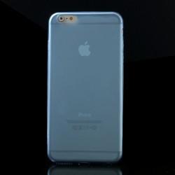 """Carcasa protectie spate 0.6 mm pentru iPhone 6 Plus / 6S Plus 5.5"""", albastra"""