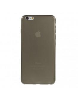 "Carcasa protectie spate 0.4 mm pentru iPhone 6 Plus / 6S Plus 5.5"", gri"