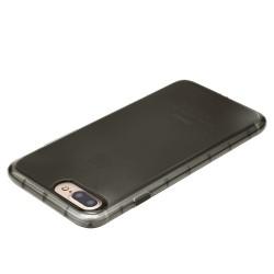 Carcasa protectie spate din gel TPU pentru iPhone 7 Plus 5.5 inch, neagra