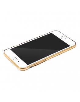 Carcasa protectie BASEUS din gel TPU pentru iPhone 7 Plus 5.5 inch, gold