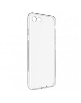 Carcasa protectie spate DEVIA din gel TPU pentru iPhone 7 Plus / iPhone 8 Plus, transparent
