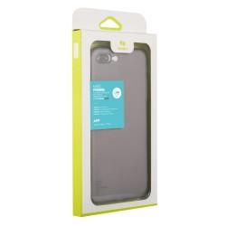Carcasa protectie spate din plastic 0.4 mm pentru  iPhone 8 Plus / 7 Plus, gri