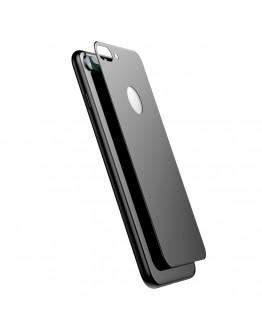 Sticla securizata protectie spate mata pentru iPhone 7 / 8 Plus