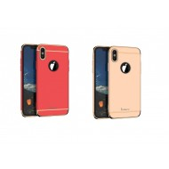 Pachet carcase protectie spate din plastic pentru iPhone X/Xs 5.8 inch