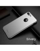 Husa protectie completa IPAKY pentru   iPhone 8 Plus, silver