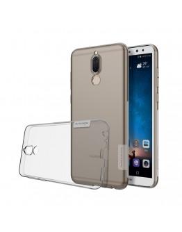 Carcasa protectie spate NILLKIN din gel TPU pentru Huawei Mate 10 Lite, Gri