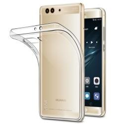 Carcasa de protectie spate IMAK din gel TPU pentru Huawei P10 Plus, transparenta