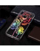 Carcasa protectie spate ,,Papadie'' din gel TPU pentru Huawei P20 Lite