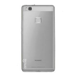 Carcasa protectie spate LENUO 0.6mm din gel TPU pentru Huawei P9 lite, gri