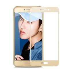 Sticla securizata protectie ecran  pentru Huawei P9 Lite (2017) / P8 Lite (2017), gold